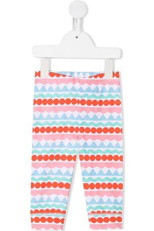 Stella McCartney Baby Leggings - All-over print leggings
