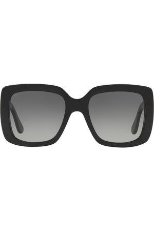 Gucci Women Square - GG0141S square-frame sunglasses - Grey