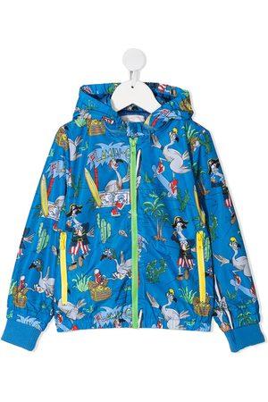 Stella McCartney Boys Bomber Jackets - Flamin-G jacket