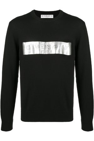 Givenchy Logo-patch jumper