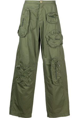 WALTER VAN BEIRENDONCK Gun trousers