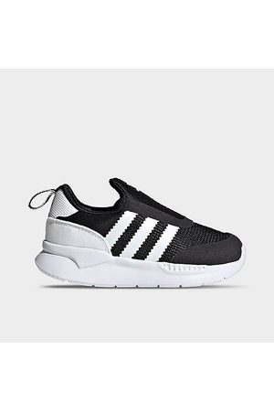adidas Casual Shoes - Kids' Toddler Originals ZX 360 1 Slip-On Casual Shoes in