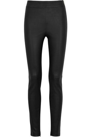Helmut Lang Women Leather Pants - Leather leggings
