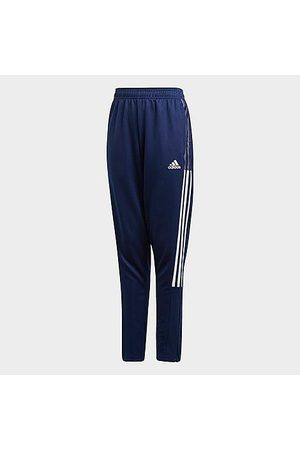 adidas Boys' Tiro 21 Track Pants in / Size X-Small Polyester/Knit