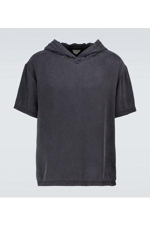Bottega Veneta Short-sleeved hooded T-shirt