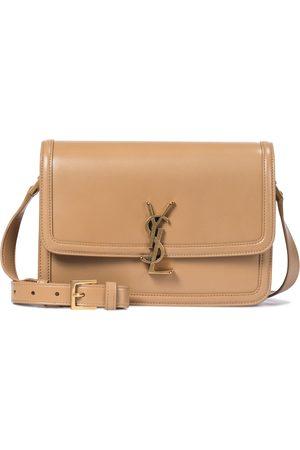 Saint Laurent Solferino Medium leather crossbody bag