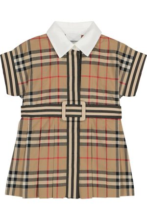 Burberry Baby Vintage Check cotton dress