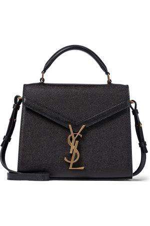 Saint Laurent Cassandra Mini leather shoulder bag
