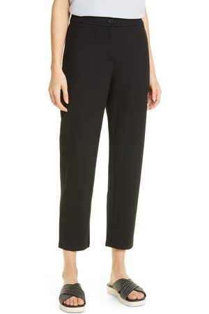 Eileen Fisher Women's Slouch Ankle Pants