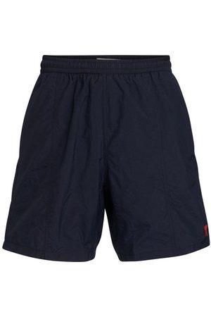 Ami Men Swim Shorts - Ami de Caur long swim shorts