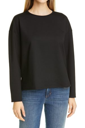 Eileen Fisher Women's Boxy Knit Top