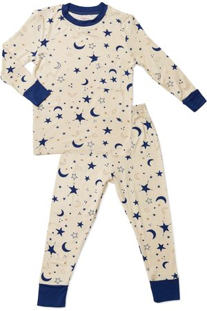Baby Grey by Everly Grey Infant Boy's Fitted Two-Piece Pajamas