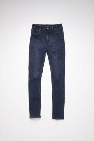 Acne Studios Peg Black /black Skinny fit jeans