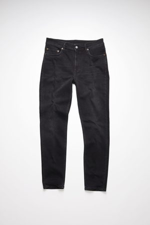 Acne Studios Melk Used Blk Slim fit jeans