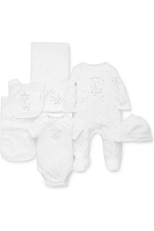 Little Me Unisex Cotton Gift Set - Baby