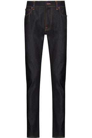 Nudie Jeans Lean Dean Dry slim-leg jeans