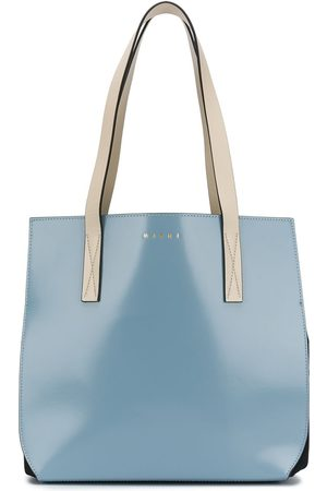 Marni Large colour block handbag