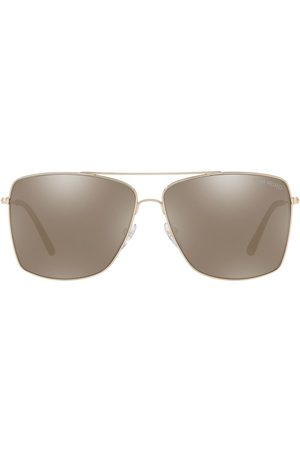 Tom Ford TR001039 aviator-frame sunglasses
