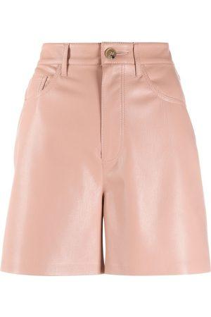 Nanushka High-waisted shorts