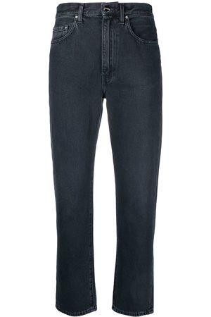 Totême Women Slim - Cropped slim-fit jeans