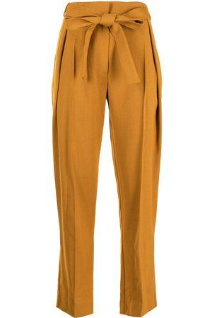 Roksanda Belted tailored trousers