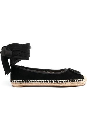 Tory Burch Minnie lace-up espadrilles