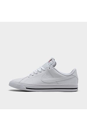 Nike Big Kids' Court Legacy Casual Shoes in Size 3.5 Leather
