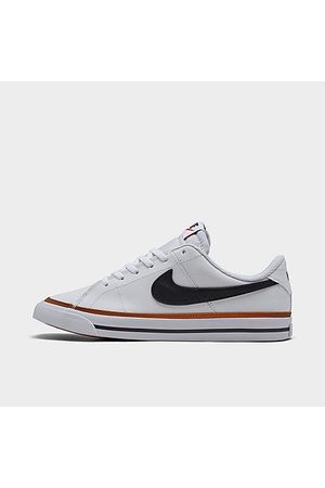Nike Casual Shoes - Big Kids' Court Legacy Casual Shoes in Size 3.5 Leather