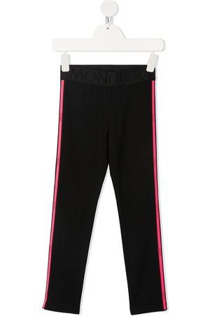 Moncler Side stripe leggings