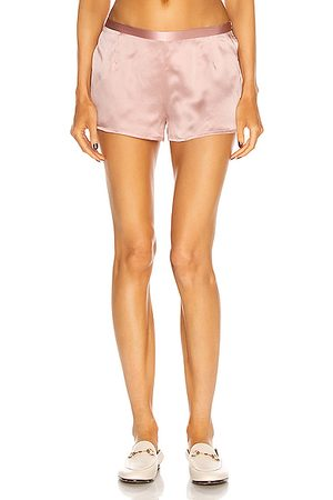 La Perla Pajamas - Silk Pajama Shorts in