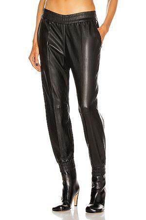 SPRWMN Skinny Pants - Slim Fit Cuffed Jogger in