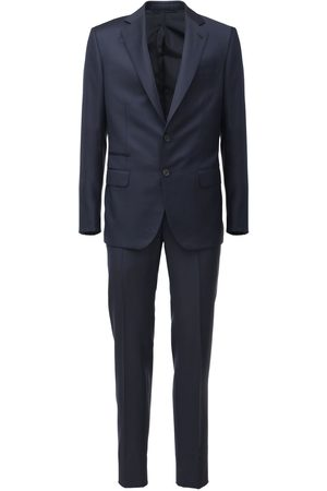 BRIONI Pre Couture Single Breast Wool Suit