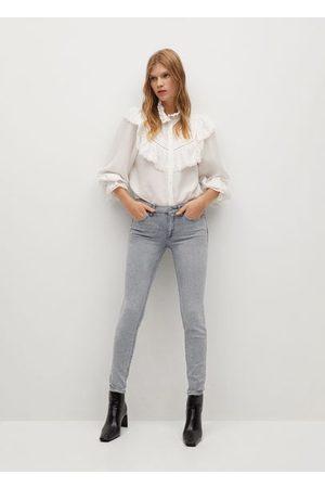 MANGO Women Skinny - Kim skinny push-up jeans