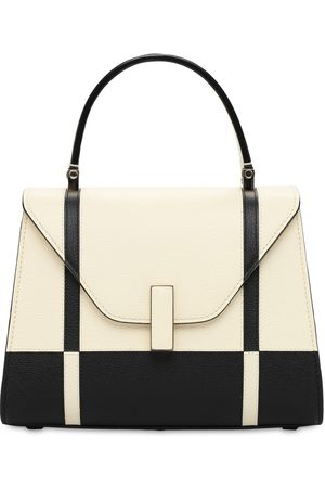VALEXTRA Lvr Exclusive Mini Iside Top Handle Bag