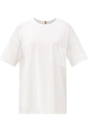 Lunya Women Bodies - Cool Every Body Cotton-blend Jersey T-shirt - Womens