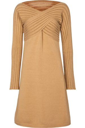 MM6 MAISON MARGIELA Stretch cotton-blend minidress