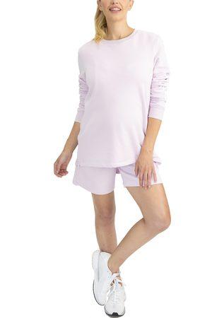 Angel Maternity Women's Maternity/nursing Sweatshirt