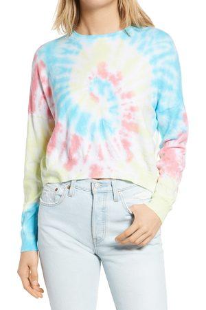 BLANK NYC Women's Tie Dye Sweatshirt