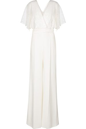 Max Mara Bridal Bibo sequined jumpsuit