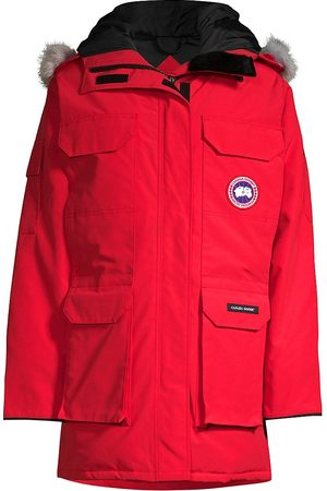 Canada Goose Women's Fur Trim Expedition Parka - - Size Small