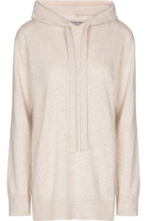 Max Mara Apogeo wool and cashmere hoodie