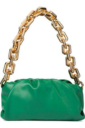 Bottega Veneta The Chain Pouch leather shoulder bag
