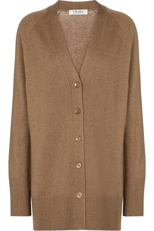 Max Mara Uranio wool and cashmere cardigan