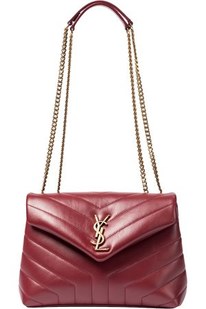 Saint Laurent Loulou Small leather shoulder bag