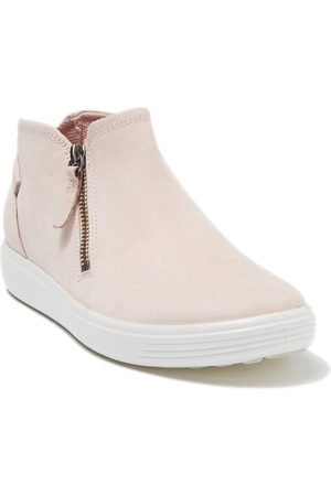 Ecco Women's Soft 7 High Top Sneaker