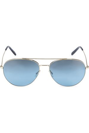 Oliver Peoples Women's Airdale 58MM Aviator Sunglasses