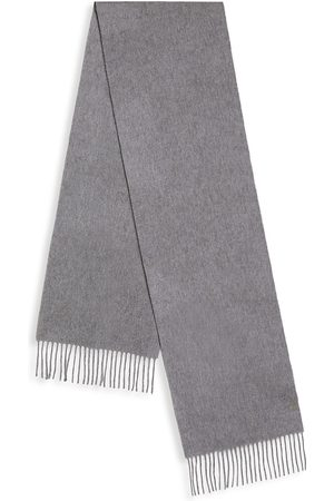 Paul Smith Men's Virgin Wool Fringe Scarf