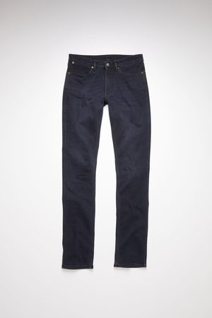Acne Studios Max Black /black Slim fit jeans