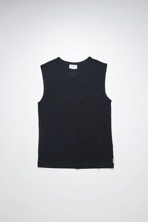 Acne Studios FN-WN-TSHI000191 Sleeveless jersey top