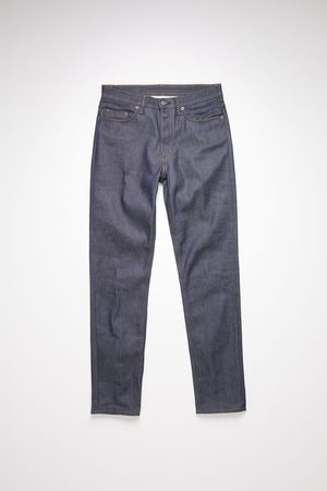 Acne Studios River Indigo Slim tapered jeans